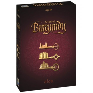 The Castles of Burgundy - Deluxe