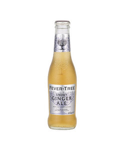 Fever Tree Smoky Gingerale 20cL