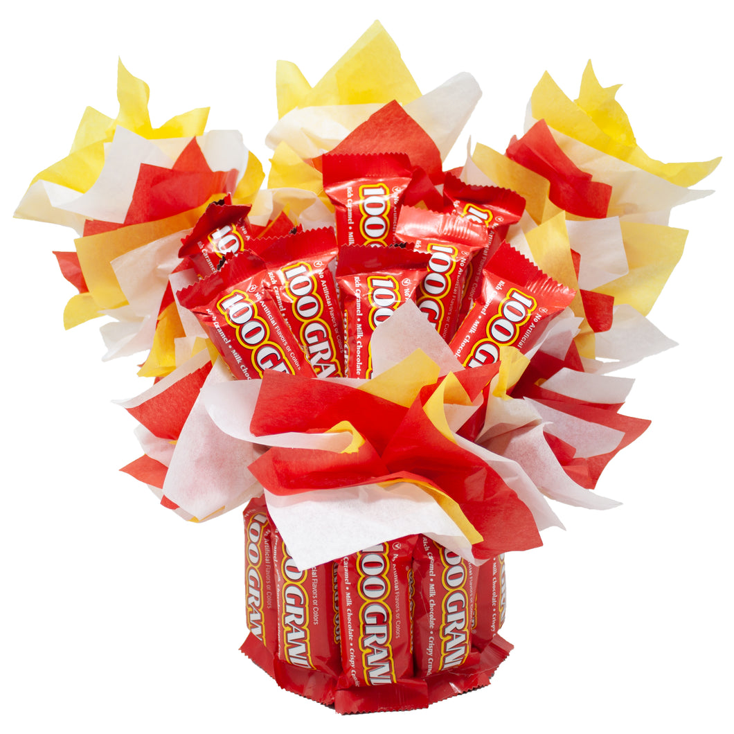 100 Grand Fun Size Bouquet