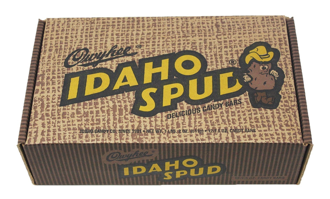 401377 Idaho Spud Candy Bars 12ct 3