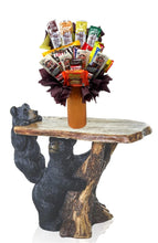 Load image into Gallery viewer, 555699 V Beef Jerky Candy Bouquet Staged