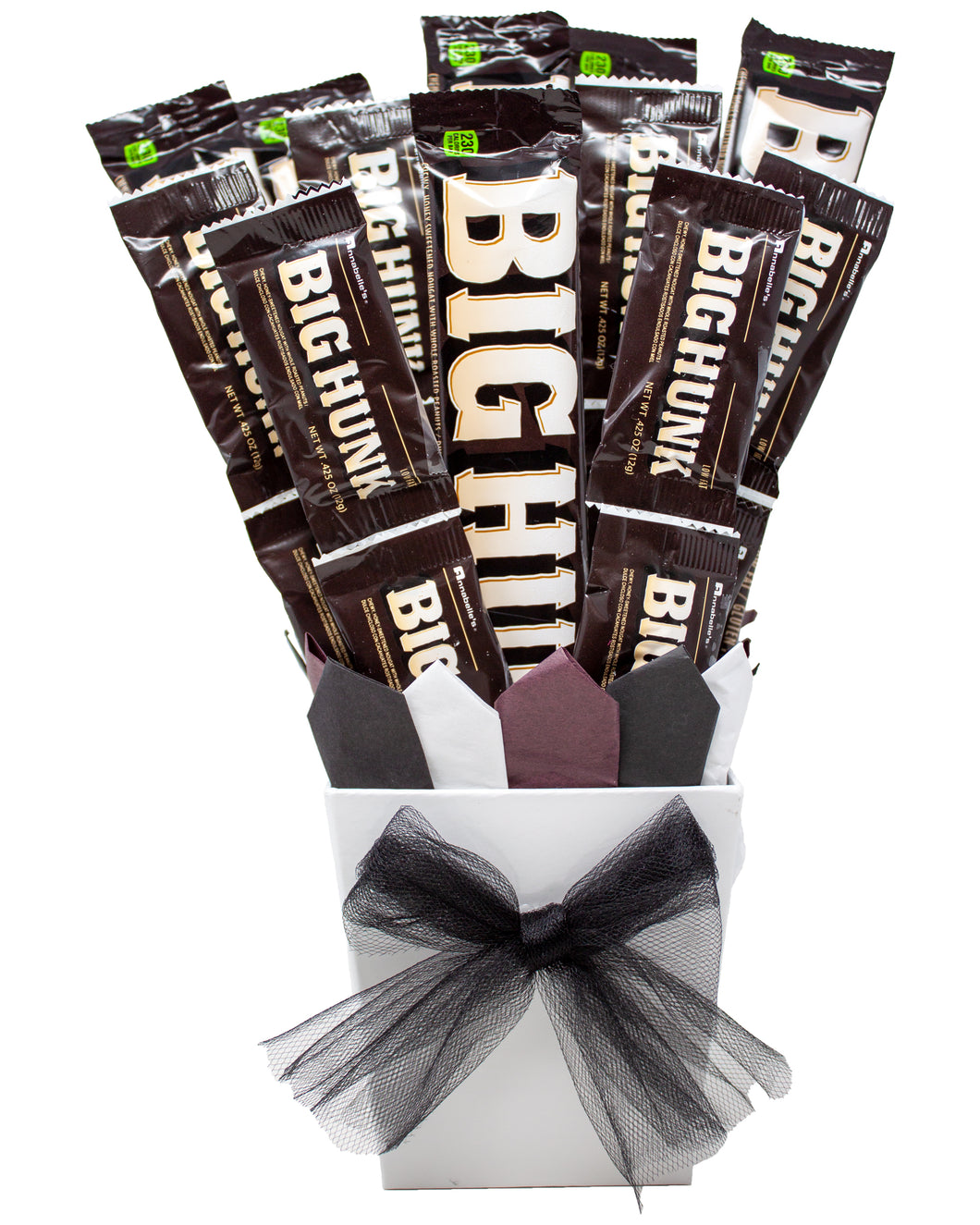 Big Hunk Candy Bouquet Sinfully Delicious