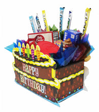 Load image into Gallery viewer, Build Your Own Birthday Cake Box Side scaled
