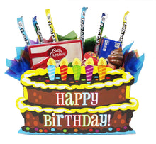 Load image into Gallery viewer, Build Your Own Birthday Cake Gift Box Front 1
