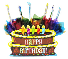 Load image into Gallery viewer, Build Your Own Birthday Cake Gift Box back 1 1