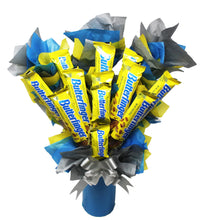 Load image into Gallery viewer, Butterfinger Candy Bouquet Top