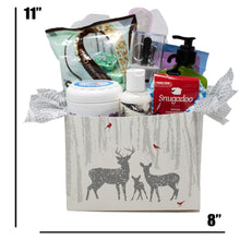 Load image into Gallery viewer, Christmas Spa & Relaxation Gift Basket