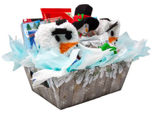 Load image into Gallery viewer, Cozy and Sweet Snowman Retreat Holiday Gift Side Alternative