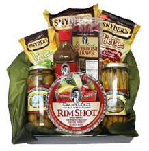 Load image into Gallery viewer, Demitris Chilies Peppers Bloody Mary Mix Cocktail Mocktail gift basket
