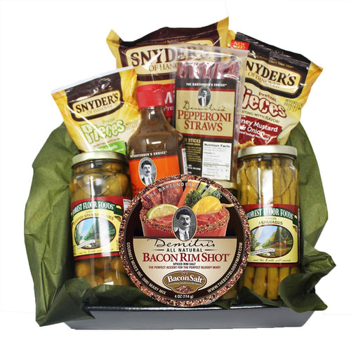 Demitris Chipotle Habanero Bloody Mary Mix Bloody Mary Gift Basket