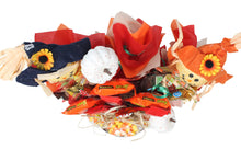 Load image into Gallery viewer, Fall Scarecrow Candy Bouquet Top