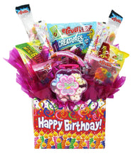 Load image into Gallery viewer, Gluten Free Happy Birthday Box Front Pk