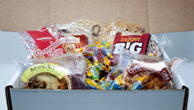 Load image into Gallery viewer, Goodie Box Care Package with Homemade Cookies