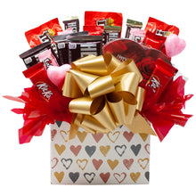 Load image into Gallery viewer, Happy Valentine's Day Chocolate Bouquet