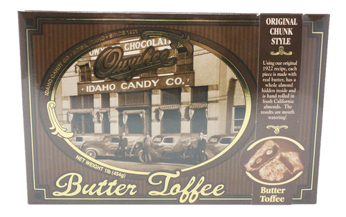 ICC Original Butter Toffee