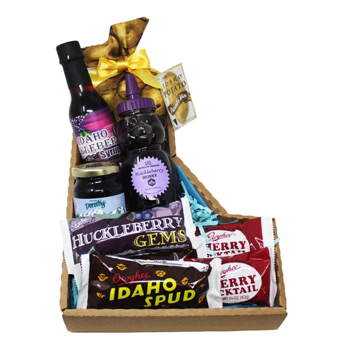 Unique Idaho Gift Box Small top 1