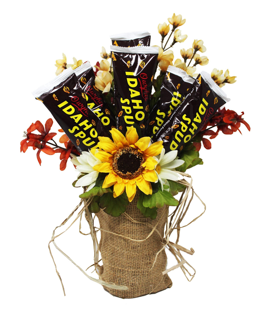 Idaho Spud Candy Bouquet front