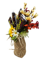Load image into Gallery viewer, Idaho Spud Candy Bouquet side
