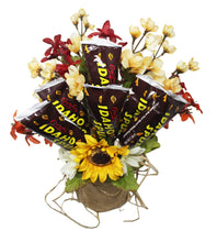 Load image into Gallery viewer, Idaho Spud Candy Bouquet top