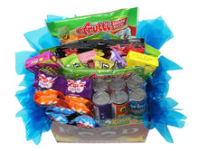 Load image into Gallery viewer, Edible Gift Junk Food Junkie Gift Box top