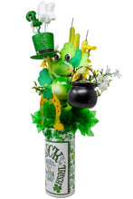 Load image into Gallery viewer, May the Luck of the Irish be with you | St Patrick's Day Arrangement