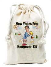 Load image into Gallery viewer, New Years Eve Hangover Kit Male Full Bag scaled