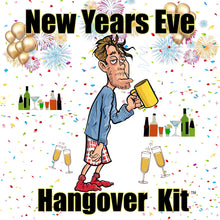 Load image into Gallery viewer, New Years Eve Hangover Kit Man 1