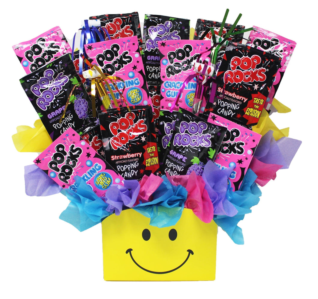 Say Happy Birthday Pop Rocks Gift Box Front