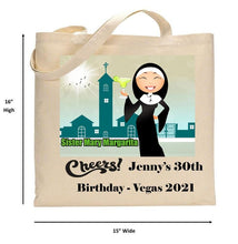 Load image into Gallery viewer, Sister Mary Margarita Tote Bag