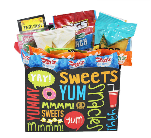 Snack Attack Kit Front