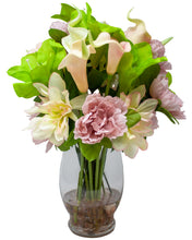 Load image into Gallery viewer, Spring into Summer with this Stunning Artificial Flower Arrangement