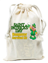 Load image into Gallery viewer, St. Patricks Day Hangover Survival Kit Full Bag scaled