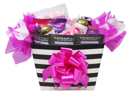 Luxury Spa Gift Basket Take Me Away