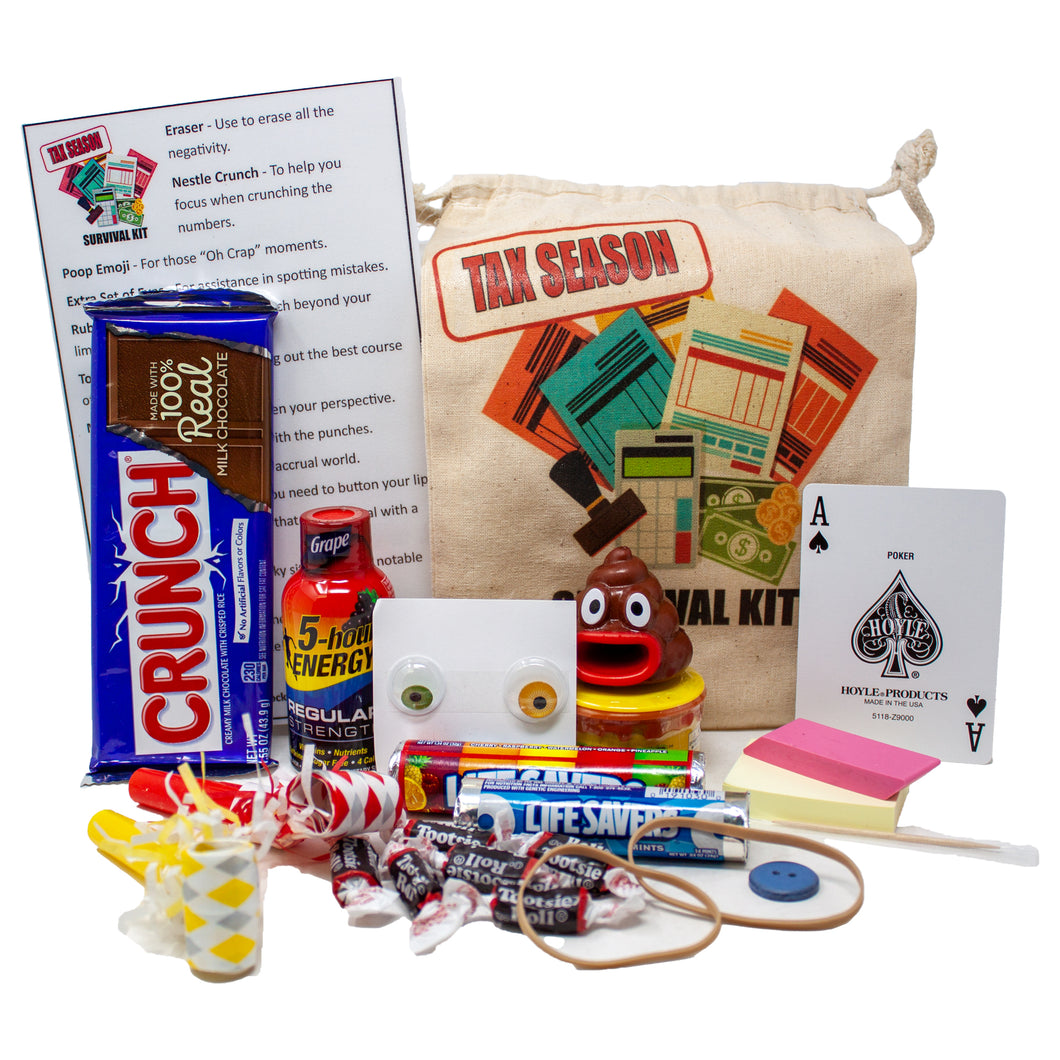 Tax Season Survival Kit