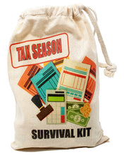 Load image into Gallery viewer, Tax Season Survival Kit
