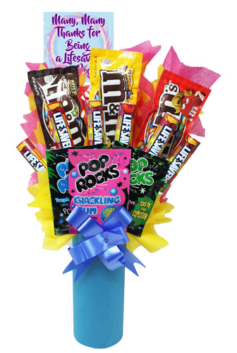 Appreciation Candy Bouquet