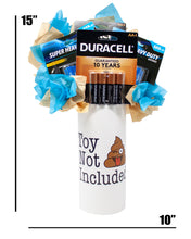 Load image into Gallery viewer, Toy Not Included Funny Holiday Battery Bouquet