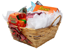 Load image into Gallery viewer, Ultimate White Elephant Gift Basket Side