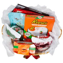 Load image into Gallery viewer, Ultimate White Elephant Gift Basket Top