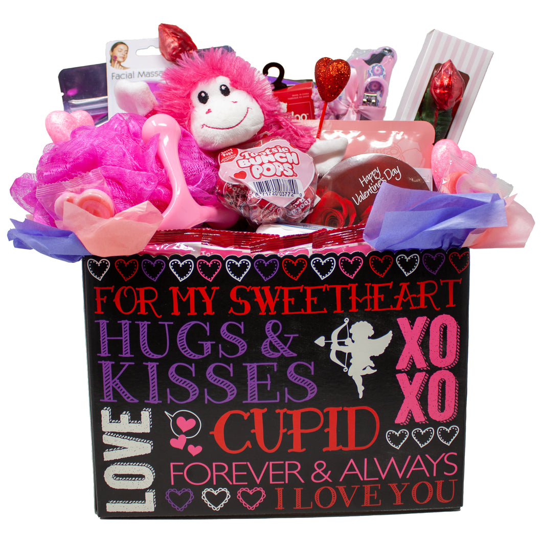 Ultimate Valentine's Day Relaxation Spa Gift Box