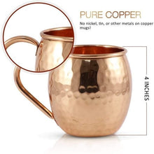 Load image into Gallery viewer, pure copper mugs 510x510 1