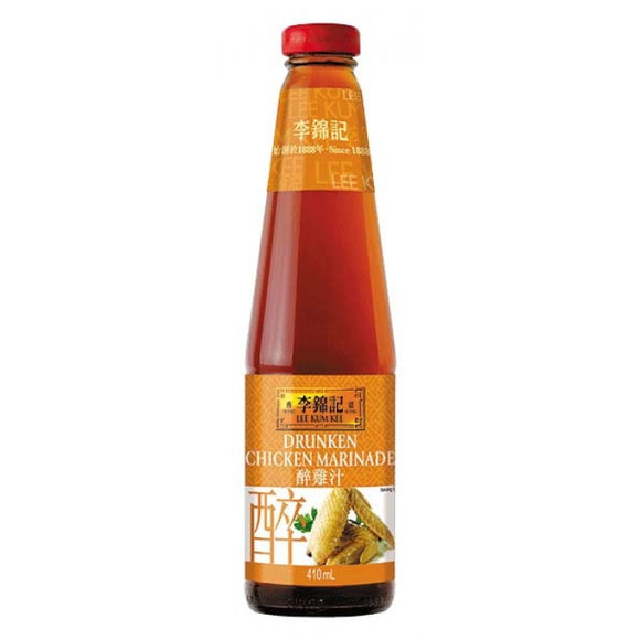 Lee Kum Kee Drunken Chicken Marinade 410ml李锦记醉鸡汁