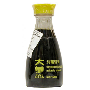 Tai Hua Superior Light Soy Sauce 150ml / 大华特级生抽 150毫升