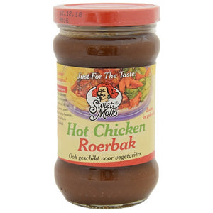 Swiet Moffo Hot Chicken 270ml