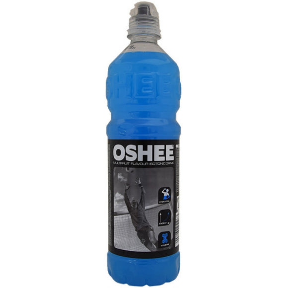 Oshee Isotonic Sportsdrink Multifruit Flav. 750ml
