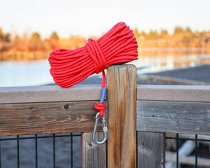 65' Rope with Locking Carabiner