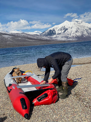 RED COLLECTION - AWP Inflatable Boats