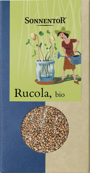 Sonnentor Rucola, Packung, 120g - firstorganicbaby