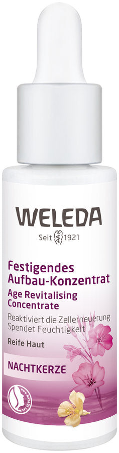 Weleda Firming Build-Up Concentrate, 30ml - firstorganicbaby