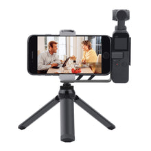 Load image into Gallery viewer, Mobile Phone Securing Clip Bracket Mount Desktop Tripod for DJI Osmo Pocket/Pocket 2 Phone Clip Holder Gimbal Camera Accessories